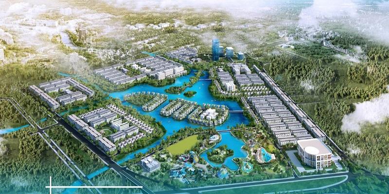 Phối cảnh dự án TMS Homes Wonder World Vĩnh Yên