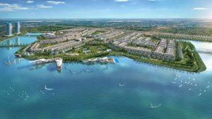 Hồ điều hòa hòa rộng 38ha TMS Homes Wonder World